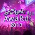 JKT48 at DahSyatnya Awards 2013