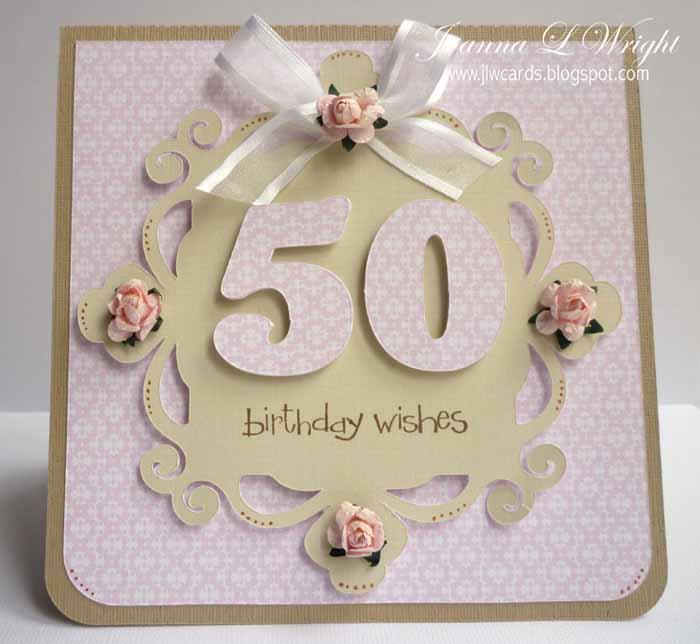 P I N K A L C O U S Happy 50th Birthday