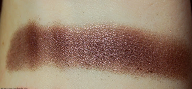 Burberry Sheer Eyeshadow AutumnWinter Collection in No. 24 Mulberry Review and Swatch
