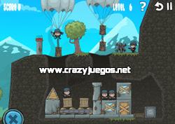 Juega Artillery Rush - www.crazyjuegos.net