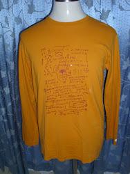 T-shirt Jean Michel Basquiat LS