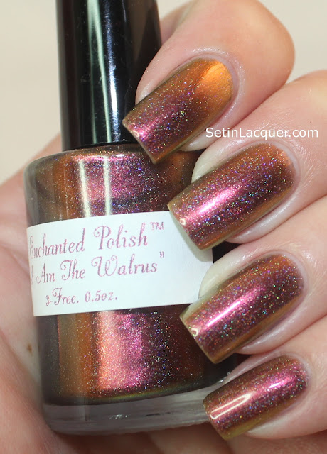 Enchanted Polish I am the Walrus
