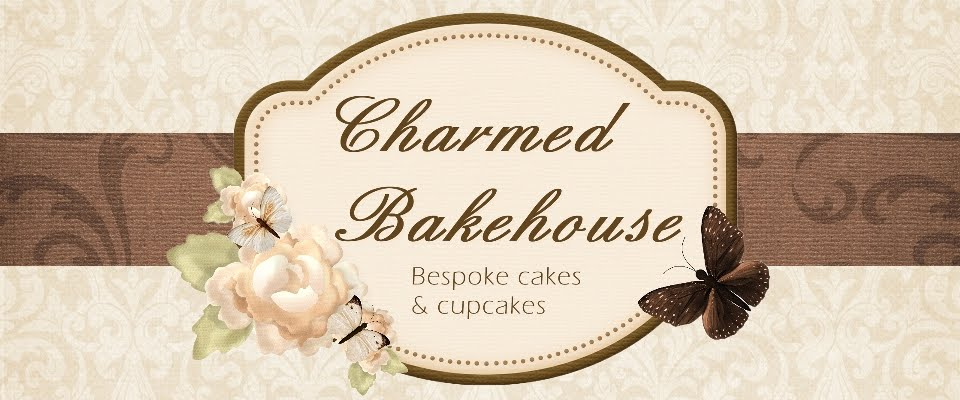 Charmed Bakehouse: Wedding cakes, cupcakes and cakes for all occasions in Lisburn, Northern Ireland