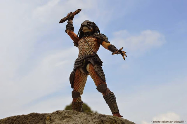 neca action figure predator collectibles