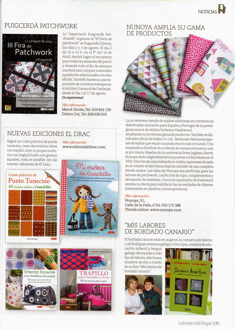Reseñas en revistas | Editorial El Drac, S.L.