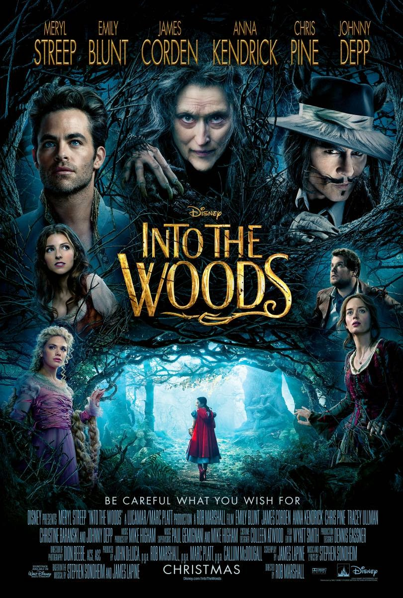into the woods cine