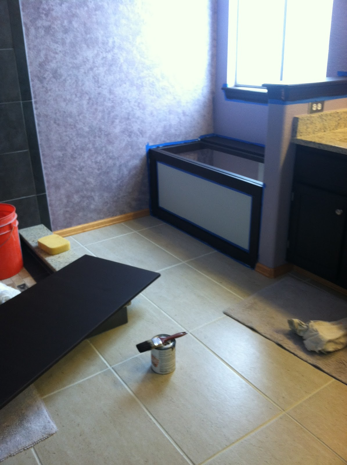 Catching My Fair Share: Bathroom Remodel