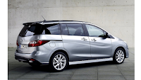 The 2014 Mazda 5, a Smart Choice Minivan for Small Families