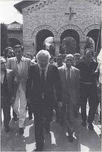 PREDAPPIO 29.07.1983 COMMEMORAZIONE CENTENARIO NASCITA DI MUSSOLINI