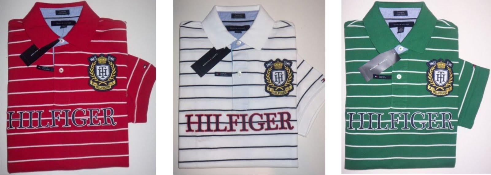 Bya Produtos Importados  Camisas Polo Masc. Tommy Hilfiger ce068374ea5ab
