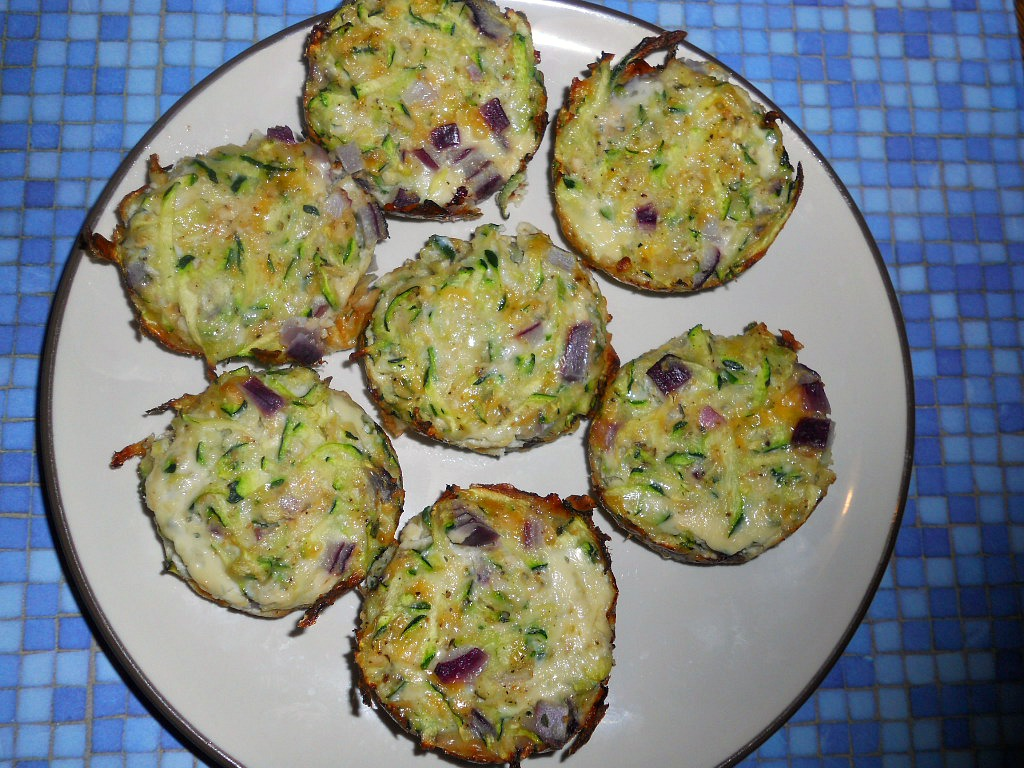Zucchini Tots - Hezzi-D's Books and Cooks