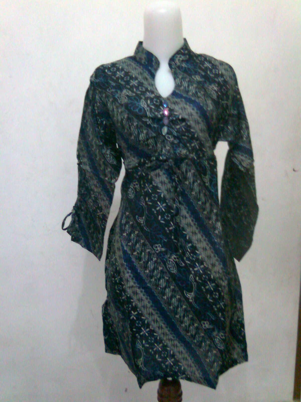 Jenis jenis baju update Gambar baju gamis batik wanita