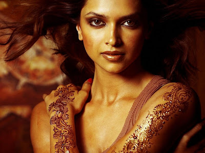 Deepika Padukone tattoo wallpaper