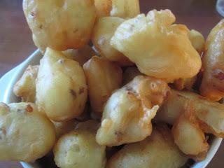 resepi cucur,cucur bawang goreng,udang kering