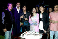 Amithabh and Ohter Celebs grace Avitesh Shrivastav's 18th birthday