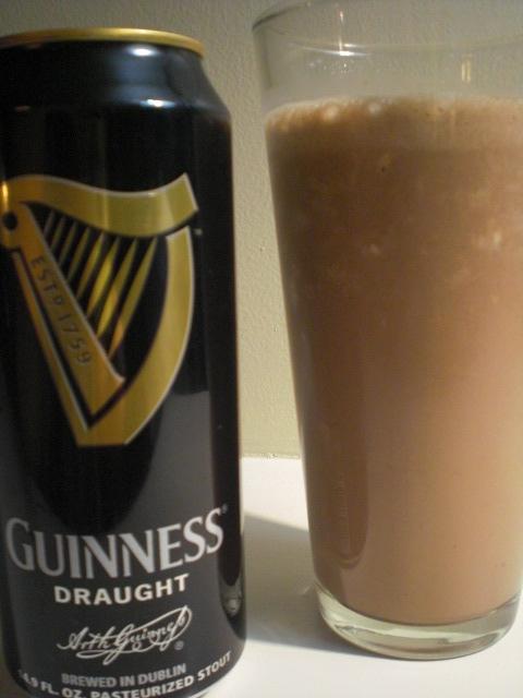 Feasty Geeks: Red Dwarf Food: Beer Milkshakes