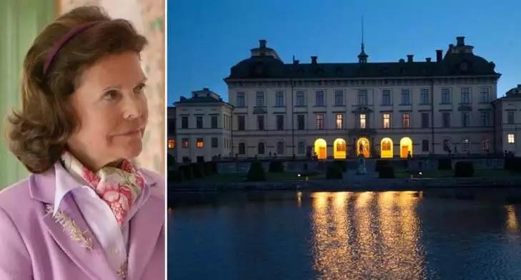 Η βασίλισσα της Σουηδίας λέει πως το παλάτι της είναι… στοιχειωμένο!!!