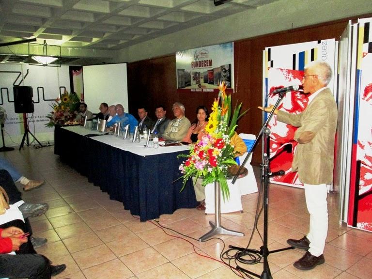 Filu continúa el desarrollo de su programación en cuanto a la presentación y bautizo de libros (Foto Filu)