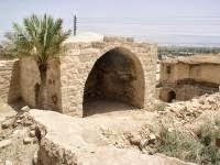اثار طواحين السكر في اريحا فلسطين ...كانت مركزا لزراعه قصب السكر وتكريره