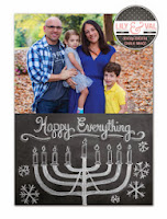 Etsy Lil &Val Happy Everything Holiday Card
