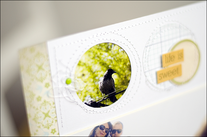 Zoo Leipzig - Scrapbooking, Happy Scrappy Friends Blog Hop