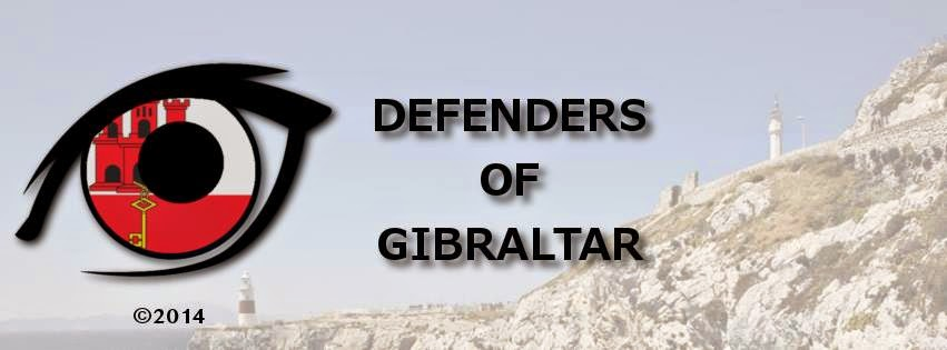 DEFENDERS OF GIBRALTAR © 2014