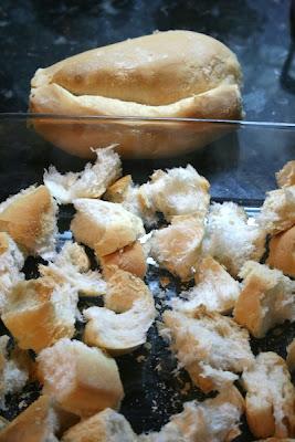 receta de hacer pudín de pan