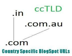 Stop Blogger Redirecting Country Wise Domains