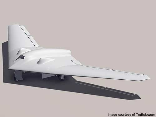 RQ-170 Sentinel USAF Unmanned Aerial Vehicle