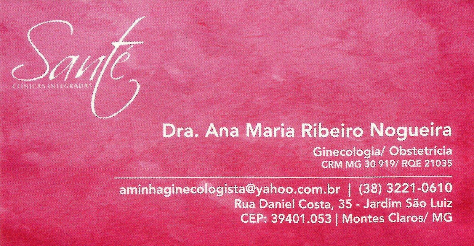 Dra. Ana Maria Ribeiro Nogueira