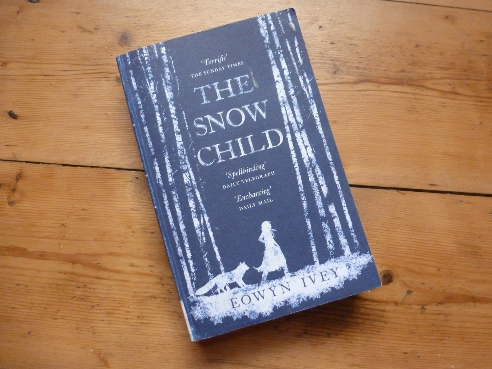 the snow child book by eowyn ivey