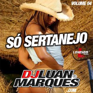 -- CD Só Sertanejo Vol. 4 --