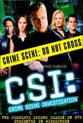 CSI Season 14, Episode 7 Under a Cloud