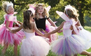 Tutu Couture Halloween Costumes