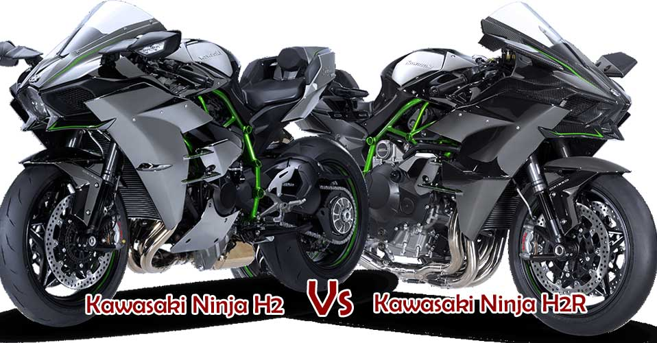 Kawasaki H2r And H2 Superbikes News