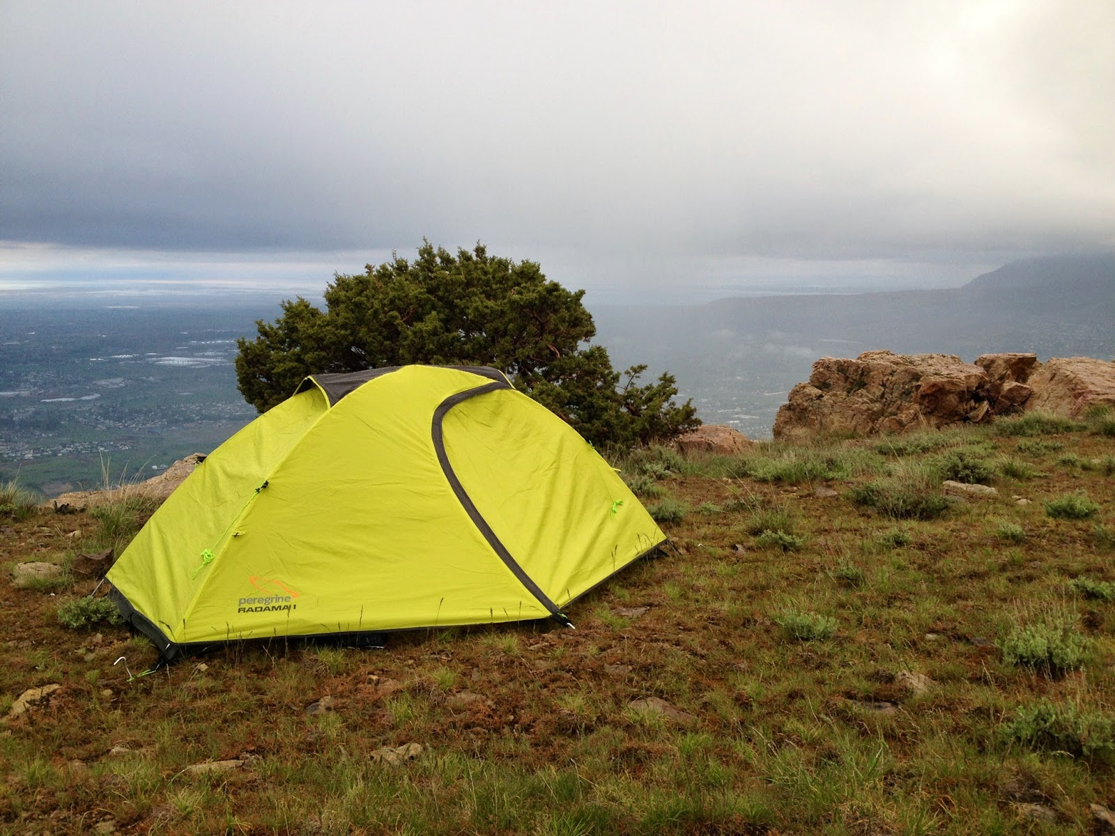 Gear Review Peregrine Radama 1 Tent & Everything For The Outdoors: Gear Review: Peregrine Radama 1 Tent