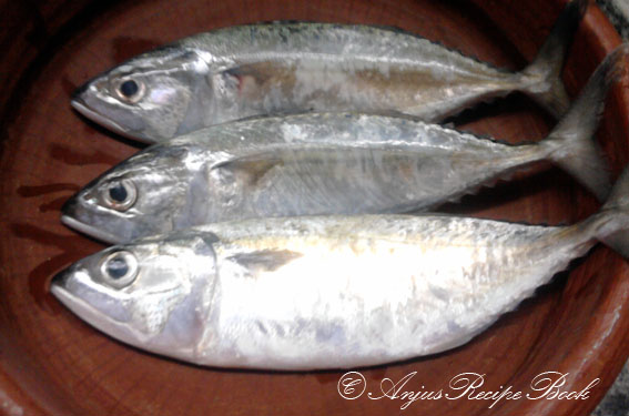 how to clean kadamba fish in tamil