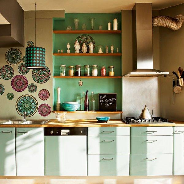 cocina cocina vintage ikea en mi espacio vital muebles recuperados y decoracin vintage