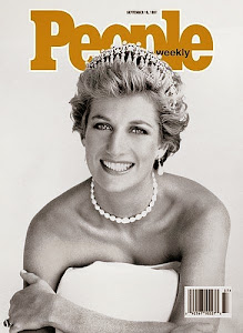 PRINCESS DIANA COVERS