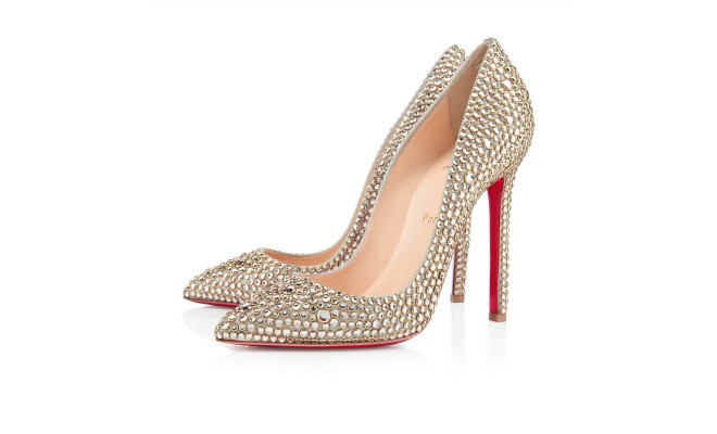 Christian Louboutin Special Occasion rojo