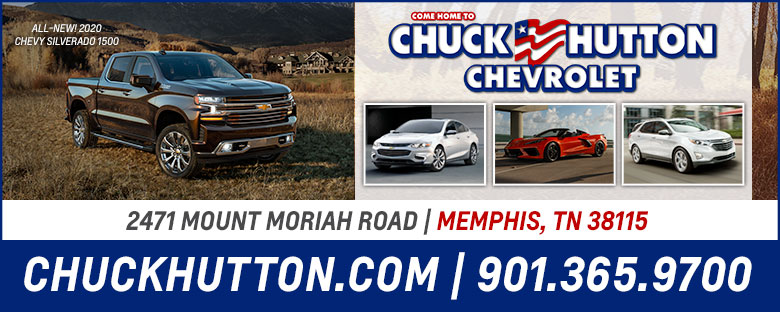 Chuck Hutton Chevrolet Blog | Latest Memphis Chevy News and Info