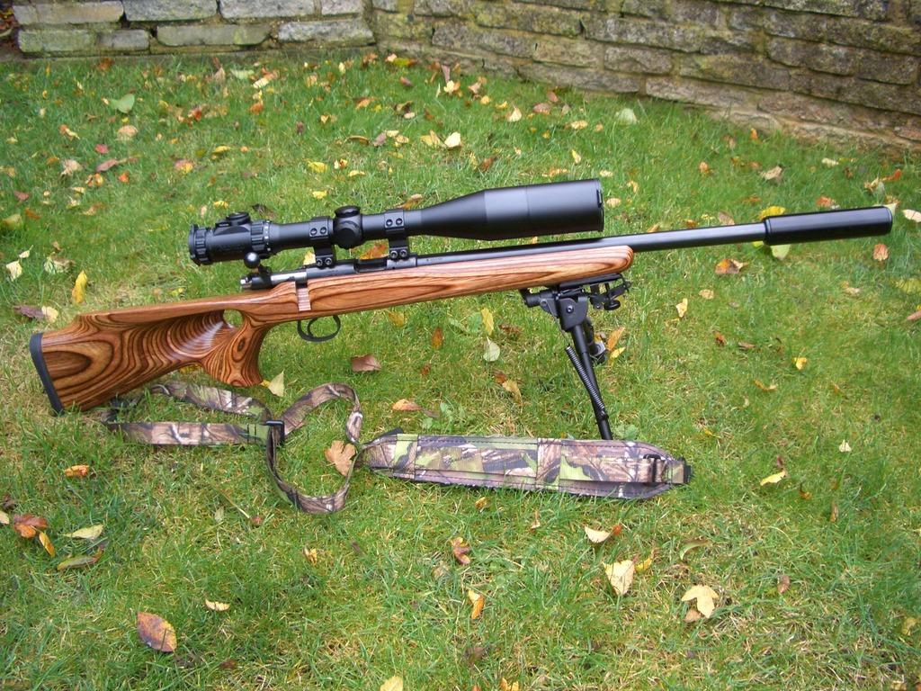 Cz 455 varmint review youtube - Cz455 Varmint Thumbhole 17hmr With Bipod Scope And Sling