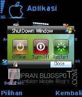 shutdown vista s60v2