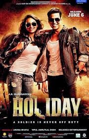 Holiday 2014 Watch Hindi Online full hd movie Akshay Kumar