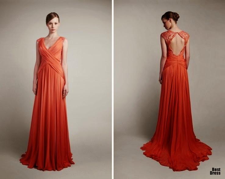Modelos de vestidos hermosos largos