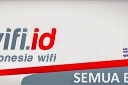 Daftar Akun Wifi ID Maret 2015