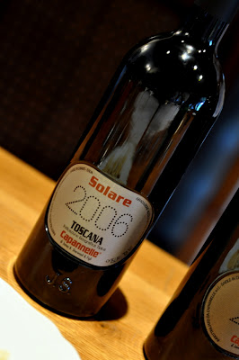 2006 Solare from Capannelle in Gaiole in Chianti, Italy - Photo by Taste As You Go