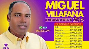 MIGUEL VILLAFAñA