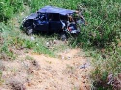 Minibus Keluarga Terjun ke Jurang di Simpang Arul Badak, 1 Orang Tewas