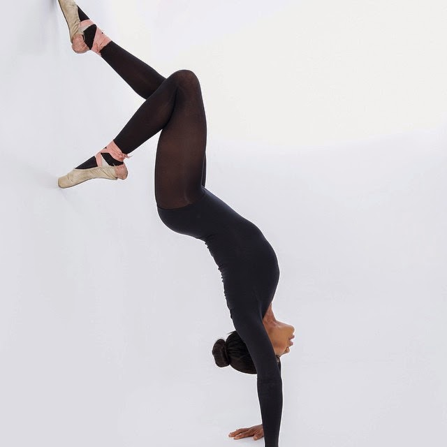 All Hail Kaffy the Dancing Queen! Kills it in New Acrobatic Promo Photos
